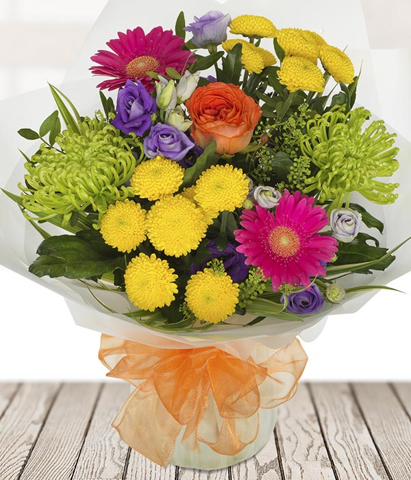 Colourful Bouquet