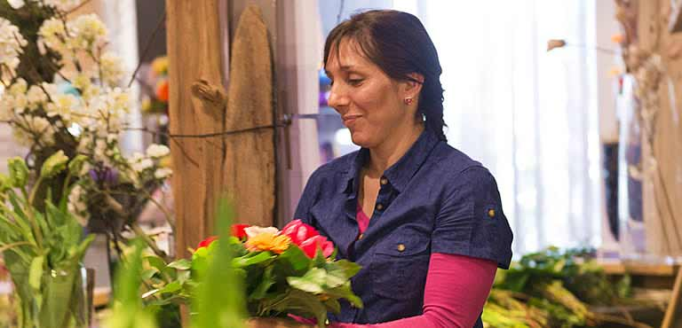 Flowers Over €60